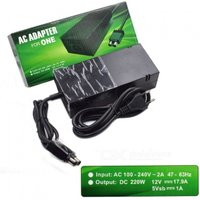 Microsoft Xbox One Games Host High Power Supply Adapter Chargers Support 1T Capacity Host Black