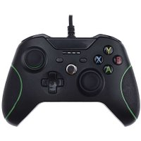 USB Wired Dual Vibration Gamepad Controller For Microsoft XBOX ONE Joypad Joystick Control Gamepad For Windows PC Controllers